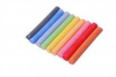 100pc Marking Lumber Crayon Layout Blackboard Board Arts Chalk 9 Assorted Colour