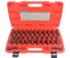 23pc Wire Terminal Connector Tool Release BMW Opel VW/Audi