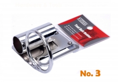 Scaffolders Tool Holder Hammer Lever Belt Clip Holder 1 Cyclinder 25mmx50mmH+ 1x50mm Ring #3