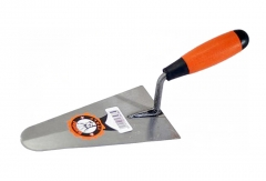 "Gauging Bricklaying Brick Laying Trowel with Soft Grip Handle Individual 7"" or 8"""